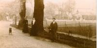 Fairfield Road, Charlton - a postcard.