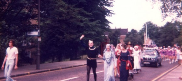 Horn Fair Procession, Charlton 1980's