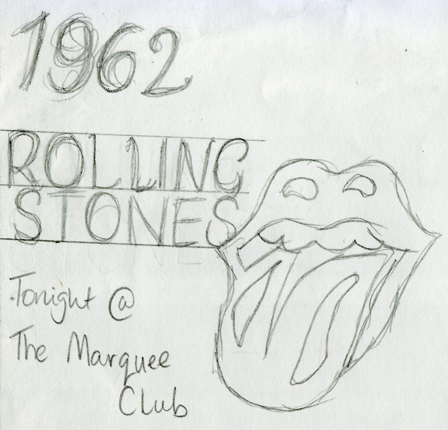1962 Rolling Stones