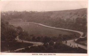 Maryon Park, Old Charlton c 1900